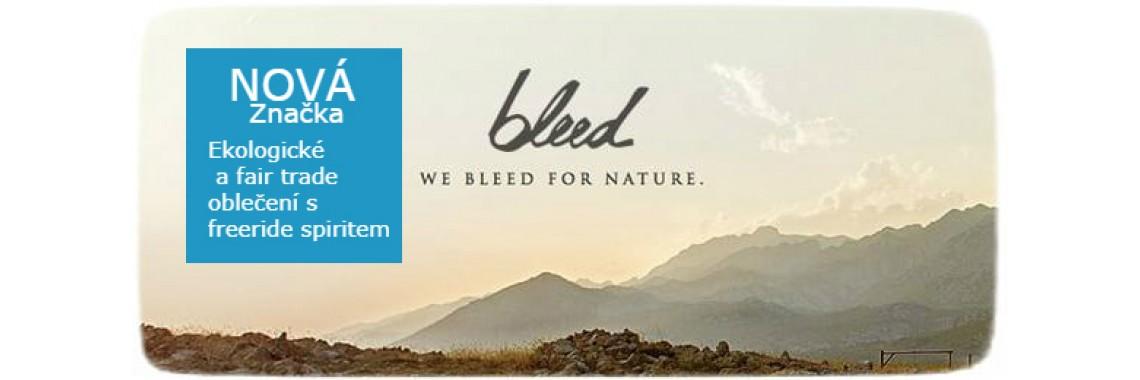 Bleed nový banner