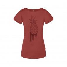 Dámské tričko Bleed | Bloodypineapple červené
