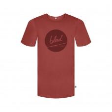Tričko Bleed | Dot logo červené